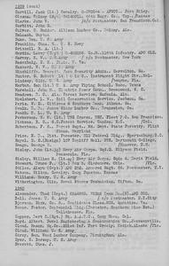 The Cypress Knee, 1943, Alumni Directory, pg. 28