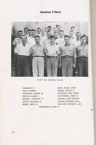 The Cypress Knee, 1946, Junior Class, pg. 10
