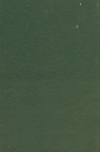 The Cypress Knee, 1946, Back Cover