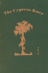 The Cypress Knee, 1946, Front Cover
