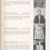 """The Cypress Knee, 1949, """"Class of '49"""", Eugene Thomas Faris, Marion Wallace Farr, Howell Julius Foster, Kenney P. Funderburke, pg. 17"""