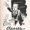 The Cypress Knee, 1949, Introduction to Classes, pg. 11