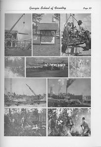 The Cypress Knee, 1950, Utilization Field Trip, pg. 33