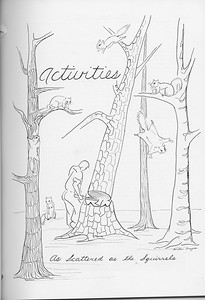 The Cypress Knee, 1951, Introduction to Activities, pg. 27