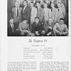 The Cypress Knee, 1952, Xi Sigma Pi, pg. 26