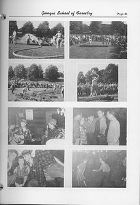 The Cypress Knee, 1952, Photo Collage, pg. 31