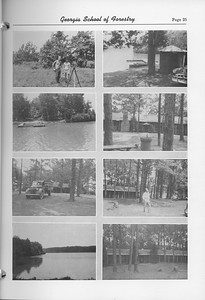 The Cypress Knee, 1952, Photo Collage, pg. 25