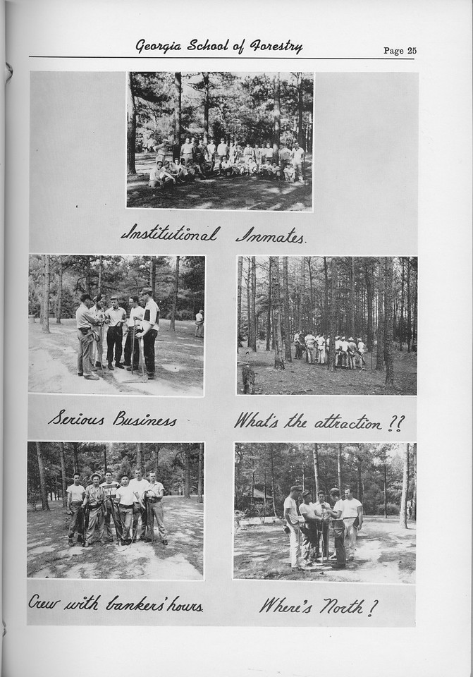 The Cypress Knee, 1954, Hard Labor Camp Collage, pg. 25