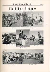 The Cypress Knee, 1955, Field Day Pictures, pg. 25