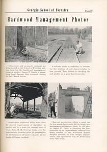 The Cypress Knee, 1955, Hardwood Management Photos, pg. 37