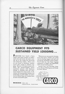 The Cypress Knee, 1956, Carco, pg. 48