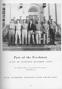 The Cypress Knee, 1957, Freshman Class, pg. 41