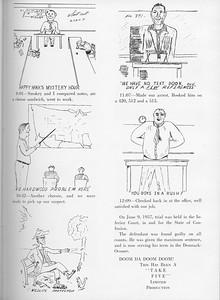 "The Cypress Knee, 1957, ""Doom Do Doom Doom"" (continued), pg. 23"