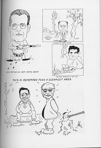The Cypress Knee, 1958, Cartoons, pg. 53