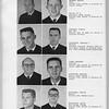 The Cypress Knee, 1960, Seniors, Bruce Hinson, W. D. Hyatt, Travis Johnson, Harold C. Kendrick, Brinson Lamb, Horace Landrith, Travis McDaniel, Alvin McDonald, pg. 20