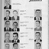 The Cypress Knee, 1960, Juniors, Thomas L. Bailey, Joe Bennett, J. Dwaid Bird, Robert E. Blakewood, Thomas M. Blalock, Lionel E. Bond, William S. Booth, Dalce C. Campbell, A. Huey Chesser, J. T. Davis, Johnnie G. Dekle, Du Le Viet, C. L. Fair, pg. 25