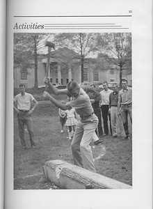 The Cypress Knee, 1960, Introduction to Activities, pg. 33