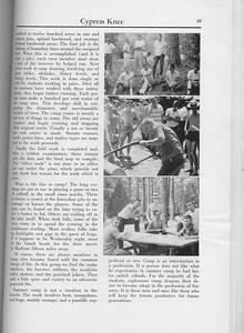"""The Cypress Knee, 1960, """"What is Forsetry 300?"""" (continued), pg. 49"""