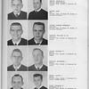 The Cypress Knee, 1960, Seniors, Charles P. Mears, John Mixon, Joseph Freeman Moore, William R. Morton Jr., Eugene T. Nease, Augustus L. Newton, David S. Orgel, Charles D. Paris, pg. 21