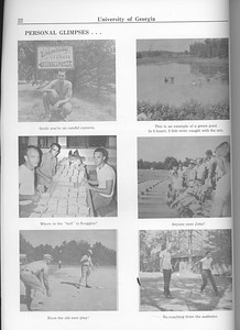 """The Cypress Knee, 1963, """"Personal Glimpses"""", photo collage, pg. 22"""