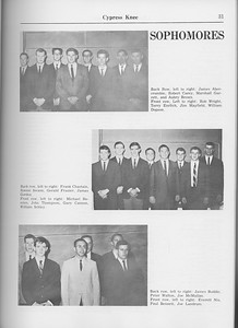 The Cypress Knee, 1965, Sophomores, pg. 31