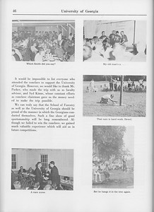 """The Cypress Knee, 1965, """"Conclave 1963-1964"""" (continued), pg. 46"""