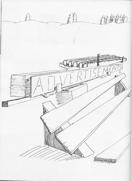The Cypress Knee, 1968, Advertisements, pg. 50