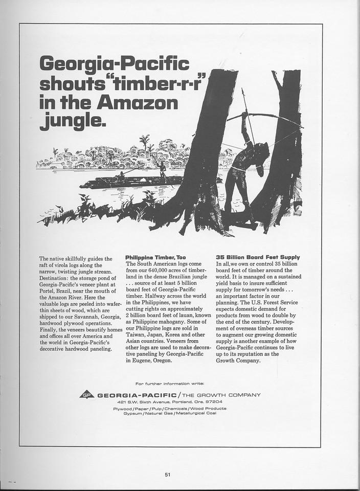 The Cypress Knee, 1968, Georgia-Pacific Growth Company, pg. 51