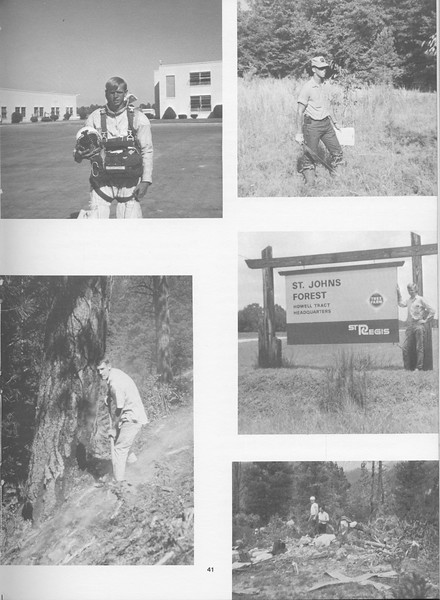 The Cypress Knee, 1968, Summer Photos, pg. 41