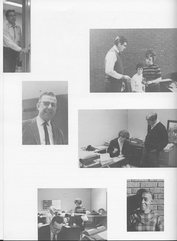 The Cypress Knee, 1968, Photos, pg. 48