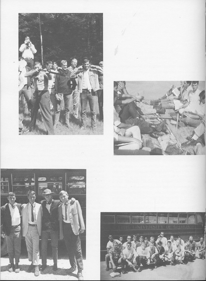 The Cypress Knee, 1968, Camp Photos, pg. 44