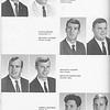 The Cypress Knee, 1968, Seniors, Jason B. Franklin, James R. Gordon, Lynn B. Hooven, William A. Jackson, William R. Lazenby, Ronald E. MacWilliams, James G. Mayfield, Robin W. McGarity, pg. 20
