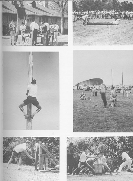 The Cypress Knee, 1968, Conclave 1967, pg. 37