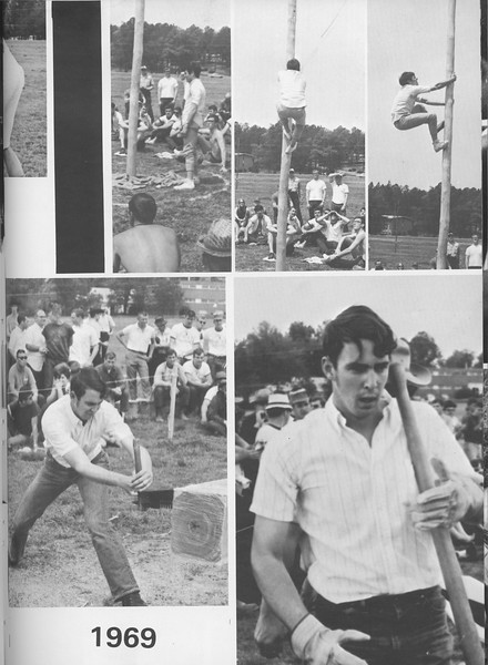 The Cypress Knee, 1970, Conclave, pg. 45