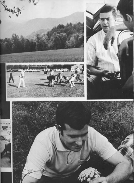 "The Cypress Knee, 1970, ""School Scenes"", pg. 51"
