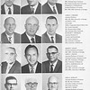 The Cypress Knee, 1970, Faculty and Staff, John B. Dargavel, Peter J. Dyson, Charles H. Fitzgerald, James C. Fortson, Alfred C. Fox, Rudolph T. Franklin, Bishop F. Grant, James T. Greene, Leon A. Hargreaves, John D. Hewlett, Melvin T. Huish, Lyle W. R. Jackson, pg. 9