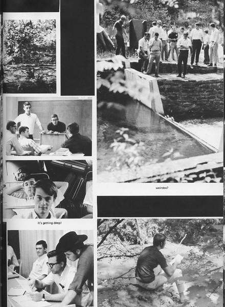 "The Cypress Knee, 1970, ""School Scenes"", pg. 47"