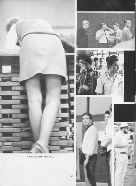"The Cypress Knee, 1970, ""School Scenes"", pg. 52"