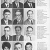 The Cypress Knee, 1970, Faculty and Staff, Richard W. Jones, R. Larry Marchington, Jack T. May, William T. Moss, Wade L. Nutter, J. Reid Parker, Archie E. Patterson, Ernest E. Provost, Mervin Reines, Lois S. Schackelford, Klaus Steinbeck, Samuel W. Thacker, pg. 11