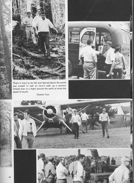 "The Cypress Knee, 1970, ""School Scenes"", pg. 49"