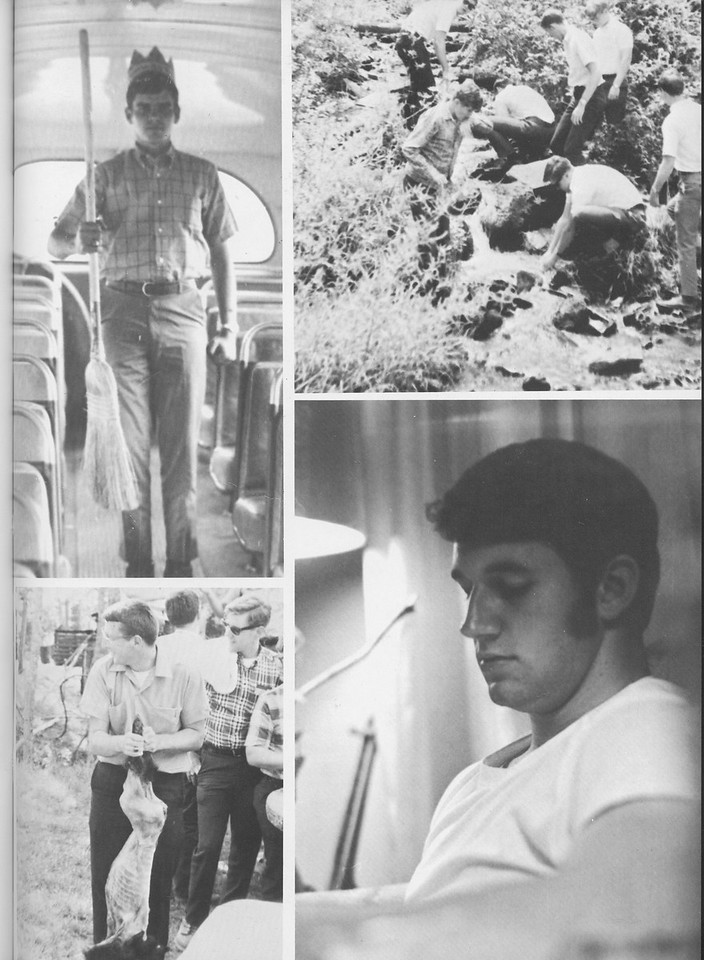 The Cypress Knee, 1970, Photos, pg. 33