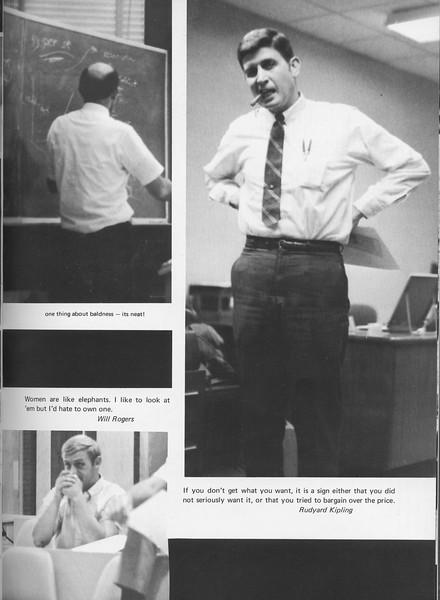 "The Cypress Knee, 1970, ""School Scenes"", pg. 53"