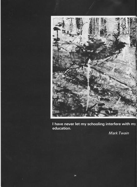The Cypress Knee, 1970, Mark Twain, pg. 34