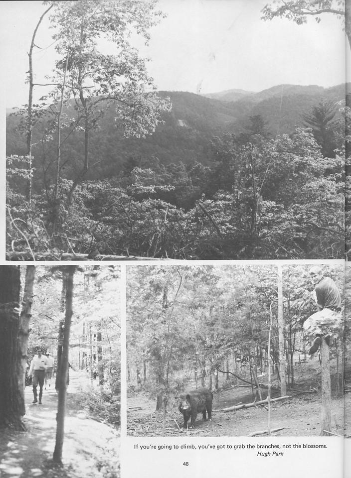 "The Cypress Knee, 1970, ""School Scenes"", pg. 48"