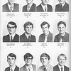 The Cypress Knee, 1971, Underclassmen, Wayne Lovett, Neal McDaniel, Dave McGraw, Berry McKellar, John McKinney, Gary Midkiff, Steve Nix, Larry Perdue, Phil Parrish, Tommy Patterson, Mike Prevost, Dave Purser, pg. 28