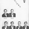 The Cypress Knee, 1971, Seniors, Rick Ackerman, Richard Aiken, Harold Awtry, David Ayres, Marvin Barnes, Jerry Bearden, pg. 16