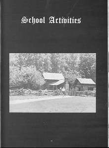 The Cypress Knee, 1971, School Activities Introduction, pg. 39