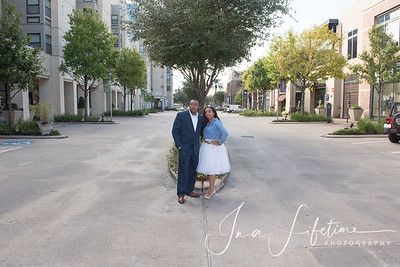 City Centre Engagement photos