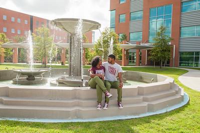 TSU Tigers Engagement Photos