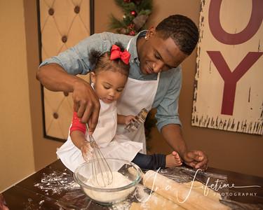 Beaumont family Christmas photos